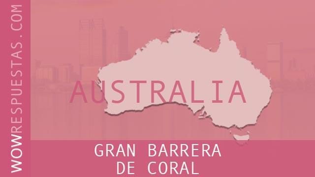 wow gran barrera de coral