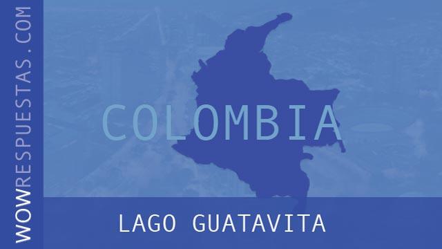 wow Lago Guatavita