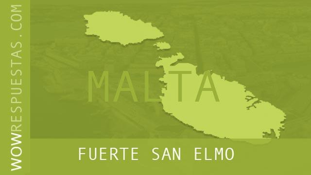 wow Fuerte San Elmo