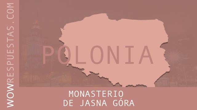 wow Monasterio de Jasna Gora