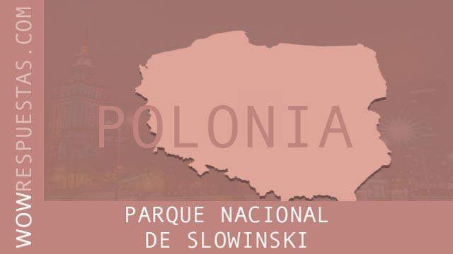 wow Parque Nacional de Slowinski