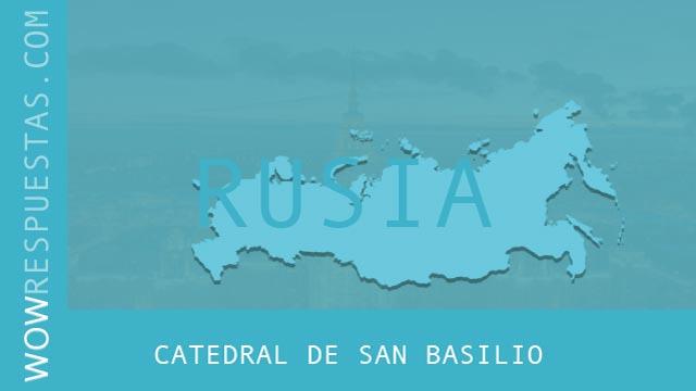 wow Catedral de San Basilio