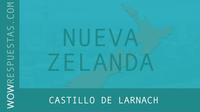 wow castillo de larnach