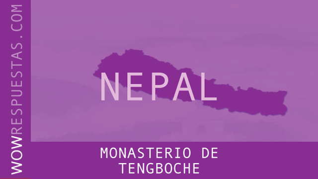 wow monasterio de tengboche