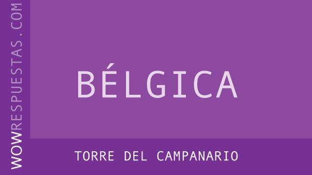 wow torre del campanario