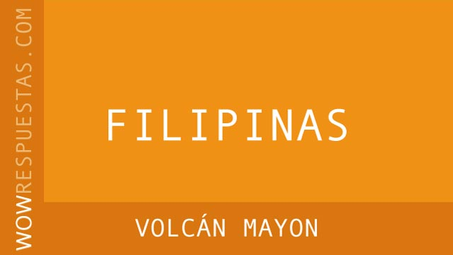 WOW Volcán Mayon