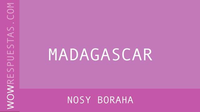 WOW Nosy Boraha