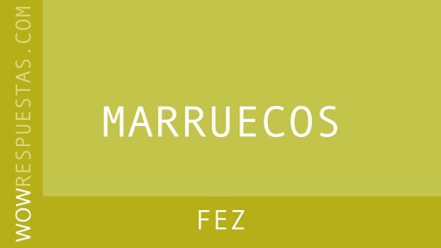 WOW Fez