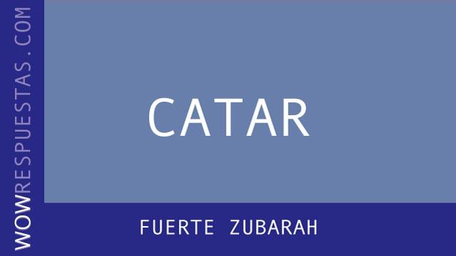 WOW Fuerte Zubarah