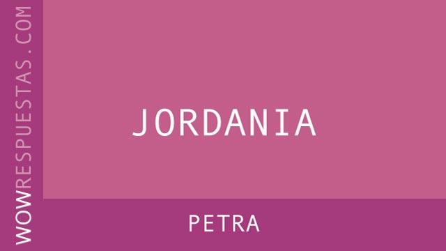 WOW Petra