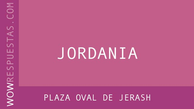 WOW Plaza Oval de Jerash