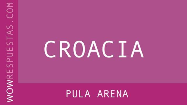 WOW Pula Arena