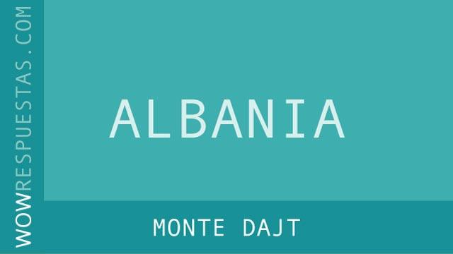 WOW Monte Dajt