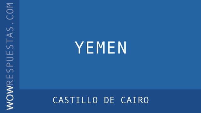 WOW Castillo de Cairo